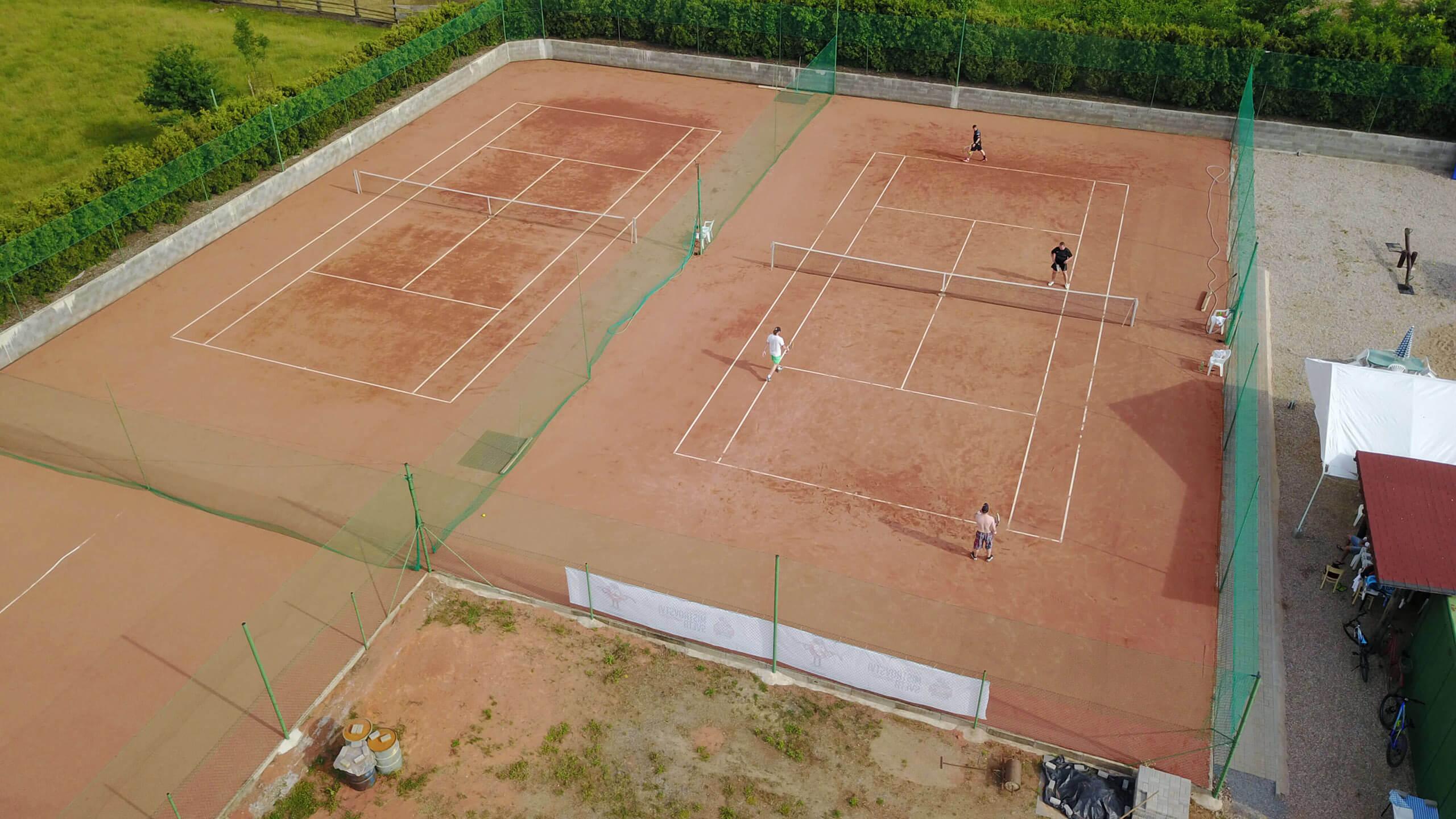 Tenis a plážový volejbal Pardubice