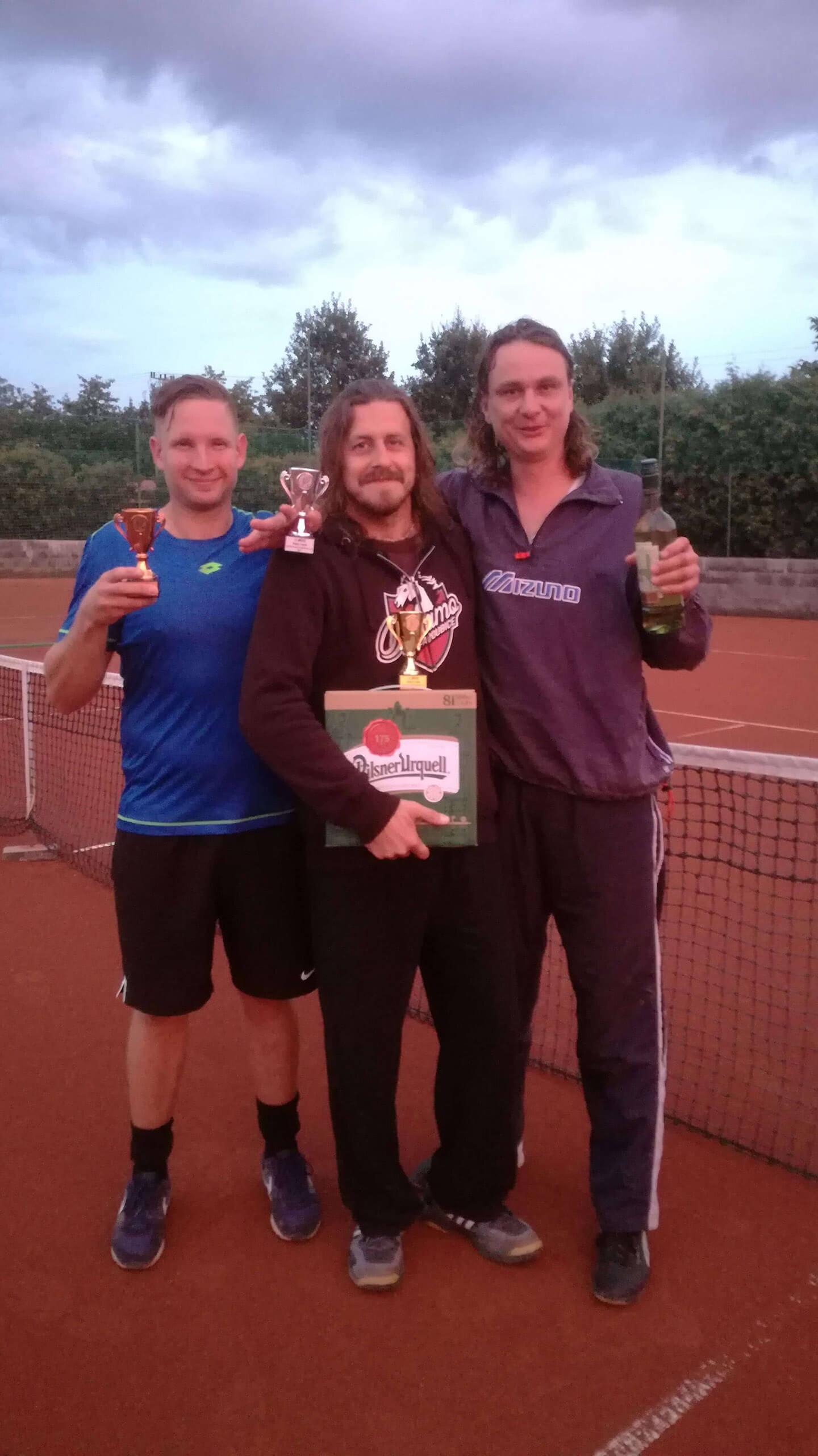 Tenis turnaj Pardubice